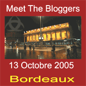 Le blog de Peio (c) Billet #297 - Meet The Bloggers in Bordeaux